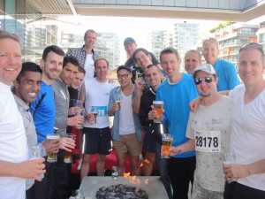 Sun Run Corporate Team